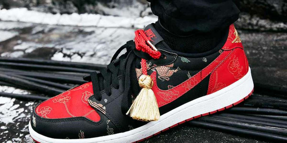 """Do you need the Best Selling Air Jordan 1 Low OG """"Chinese New Year""""?"""