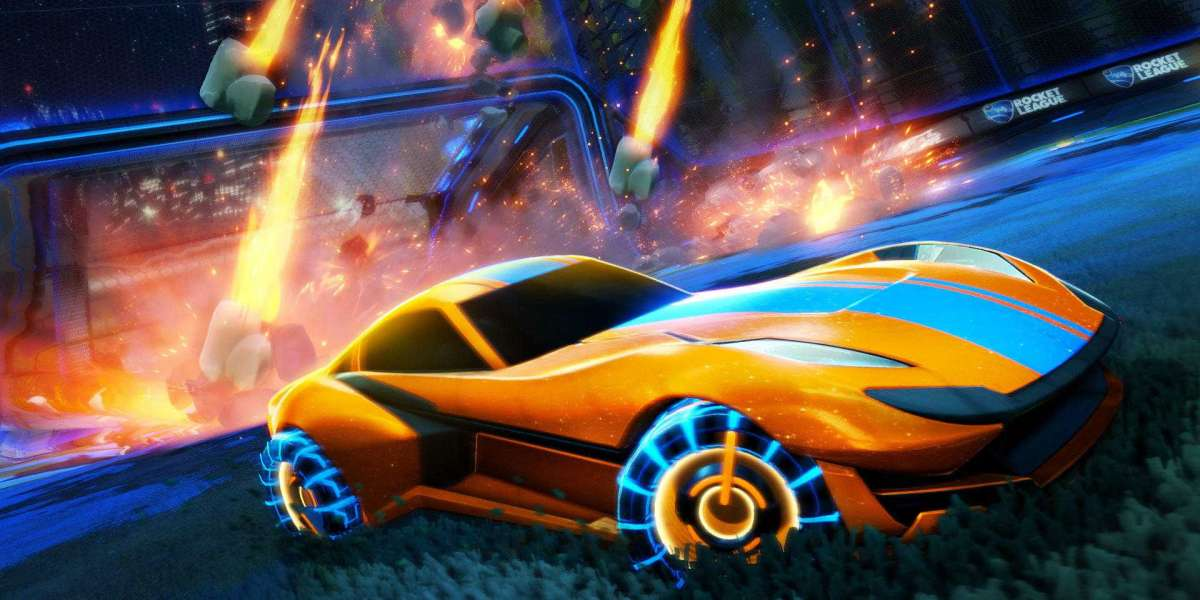 Psyonix introduced the second one season of the Rocket League