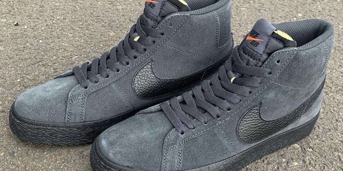 "DB3027-001 Nike SB Blazer Mid ""Orange Label"" Release Information"
