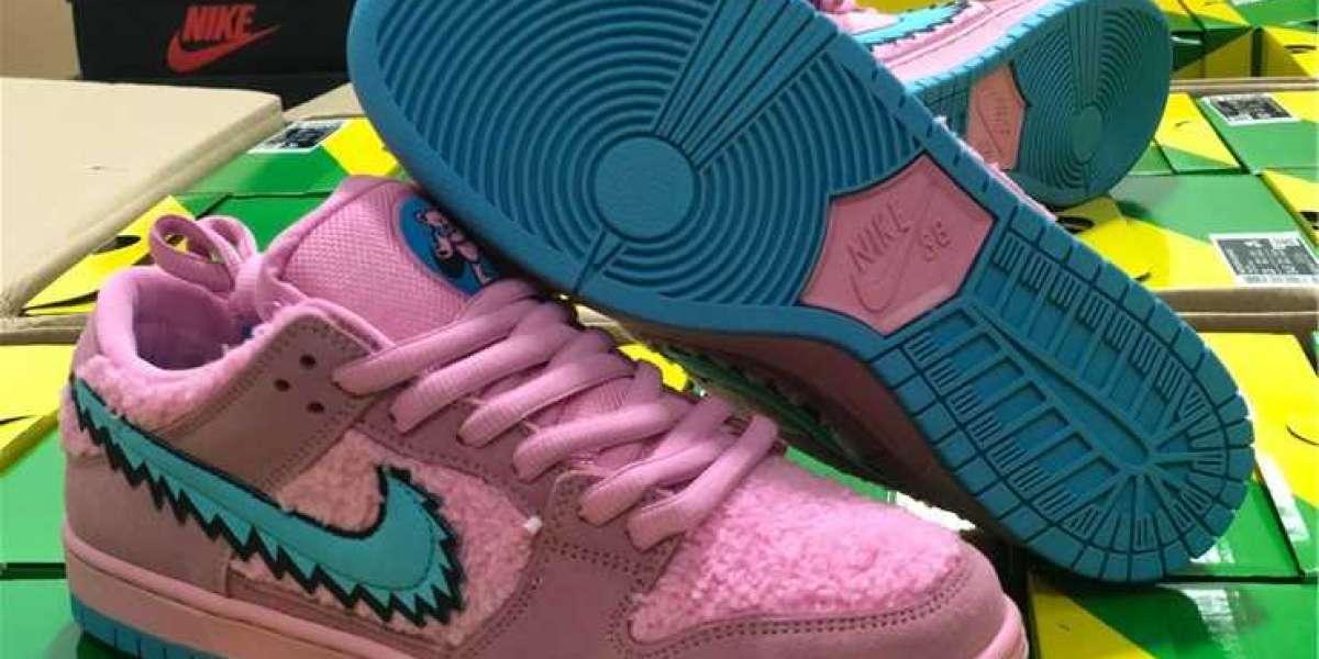 "CJ5378-600 Grateful Dead x Nike SB Dunk Low ""Pink Bear"" To Buy Jordansaleuk.com"